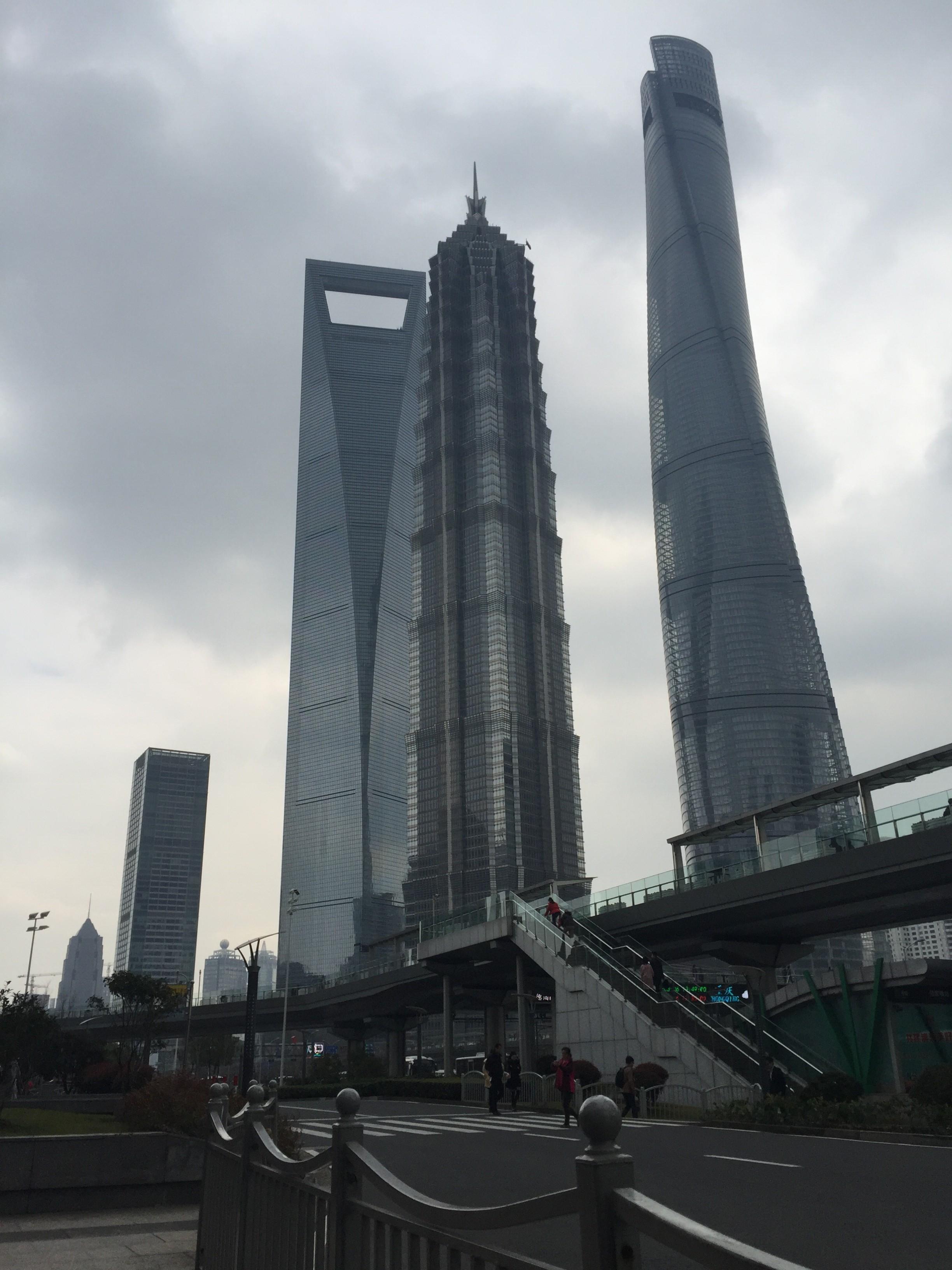 hvor ligger shanghai